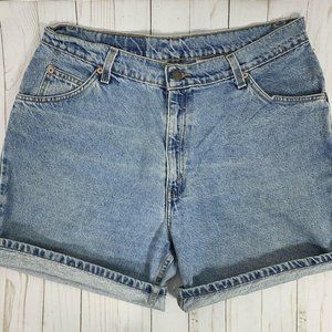 Vintage Levis 14 Jean Shorts 951 Relaxed Fit 90s